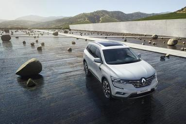 New Koleos - Renault UAE